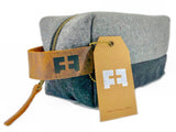 the DOPP KIT in FELTED NIGHT SKY - :: FAT FELT ::