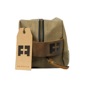 the DOPP KIT in EARTH - :: FAT FELT ::