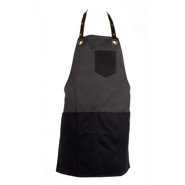 the EDISON EVERYDAY APRON in NIGHT SKY - :: FAT FELT ::