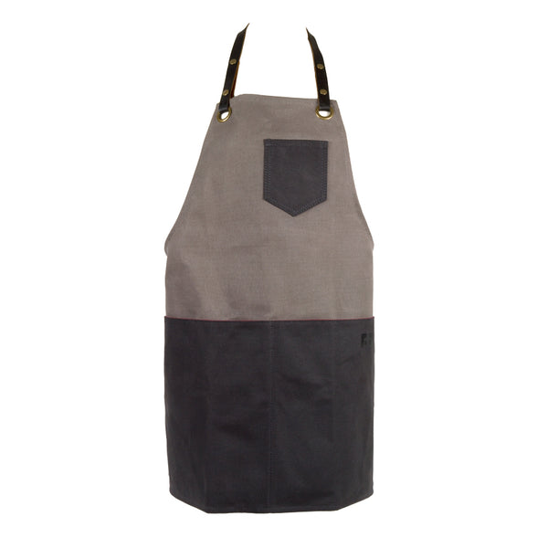 the EDISON EVERYDAY APRON in CLOUD - :: FAT FELT ::