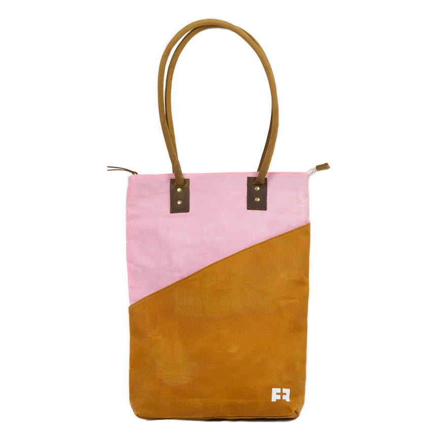 the TALL TOTE in DESERT - :: FAT FELT ::