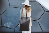 the TALL TOTE in CLOUD - :: FAT FELT ::