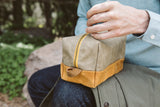 the DOPP KIT in SAND DUNE - :: FAT FELT ::