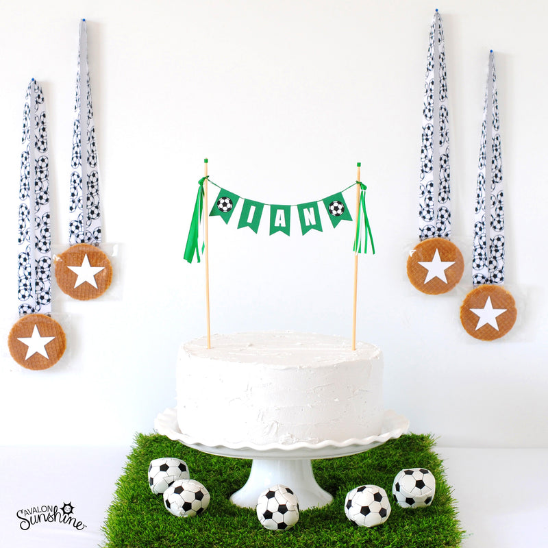 Cake Gallery: Soccer Party!