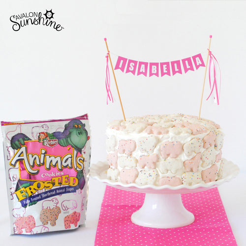 Cake Gallery: Frosted Animal Crackers