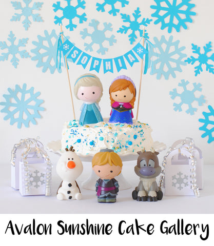 Outstanding Toys On Cakes Frozen Avalon Sunshine Funny Birthday Cards Online Elaedamsfinfo