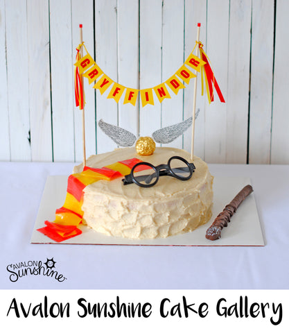 Cake Gallery Harry Potter Cake Avalon Sunshine