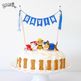 Paw Patrol Birthday Cake Idea - Toys on Cakes