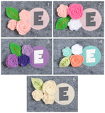 Name & Flower Crown for Girls