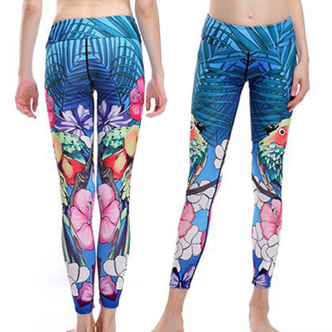 A day in Paradise Leggings