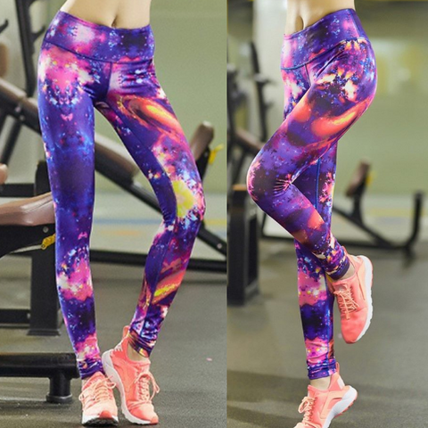 Cloud Explosion Leggings
