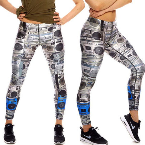 Feel the Beat Leggings