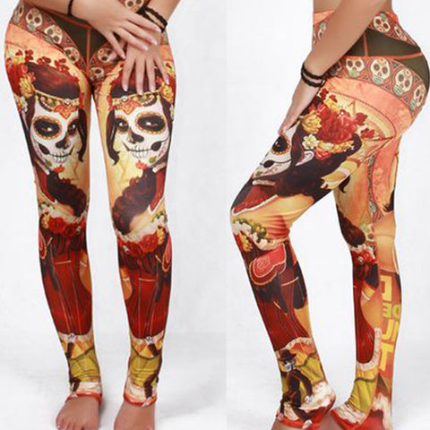 Princess of the Dead Leggings