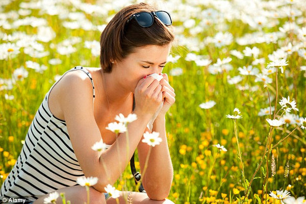 Natural ways to overcome allergies
