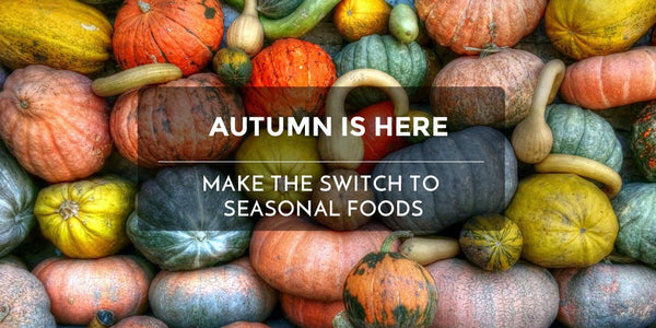 Autumn Is The Time to Let Go (and do a colon cleanse)