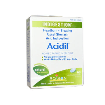 acidil upset stomach