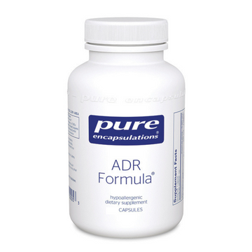 ADR formula Allergies