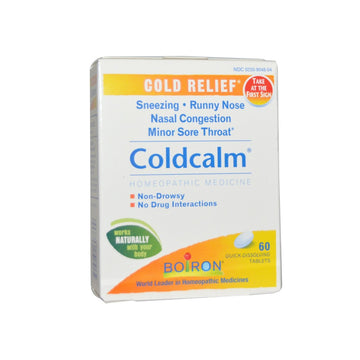 cold calm sore throat