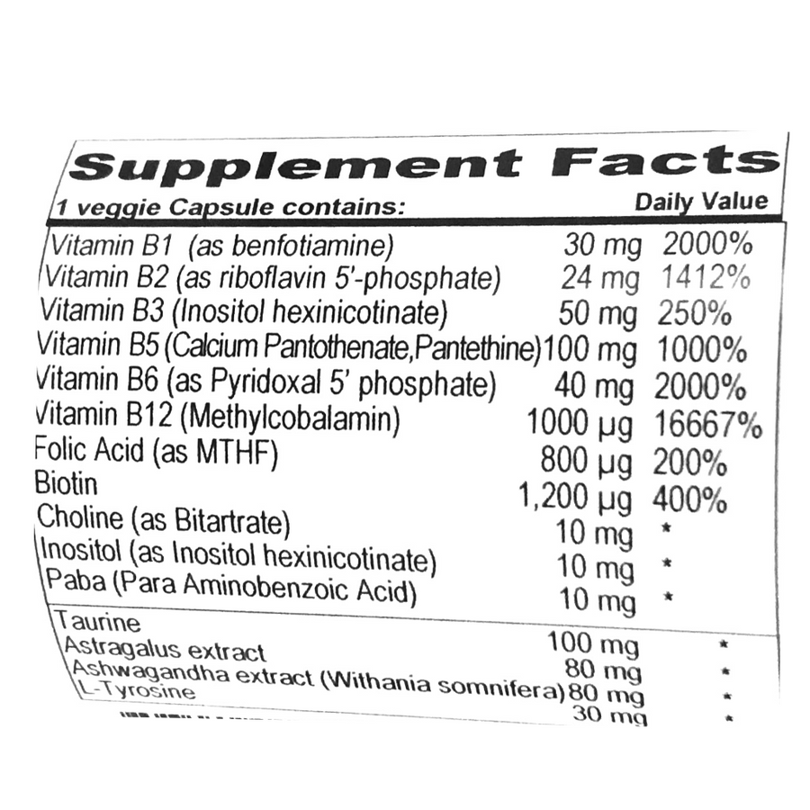 adrenal vitamins