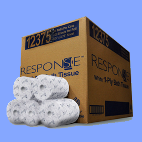 12375 - 2 PLY TOILET TISSUE / STANDARD ROLL