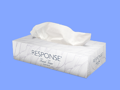 13000 - 2 PLY FACIAL TISSUE