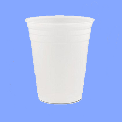 16K - 16 OZ TRANSLUCENT PLASTIC COLD CUPS