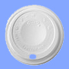 16EL - PLASTIC LID FOR 16 OZ CAFE CUPS