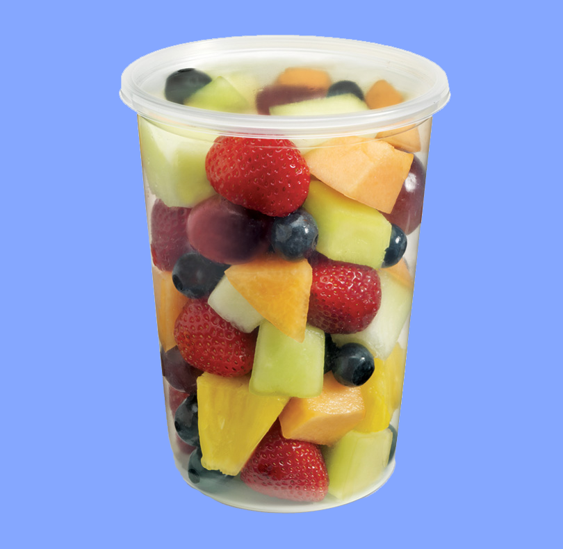 22373 - 32 OZ CLEAR DELI CONTAINERS