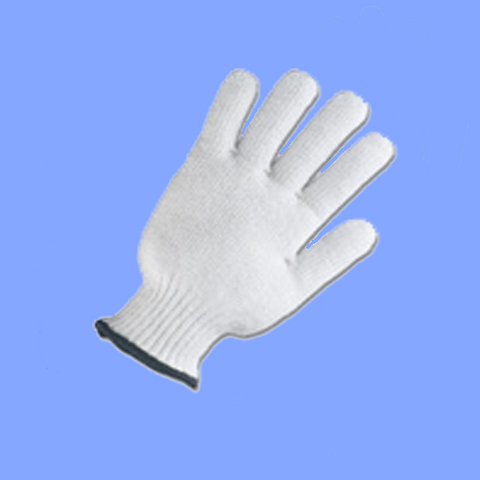 3400L - COTTON POLYESTER STRING KNIT GLOVES