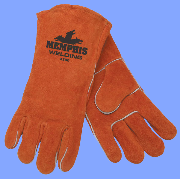 4300 - WELDING GLOVES - XL