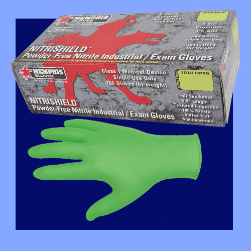 6010GL - MEDICAL GRADE GLOVES