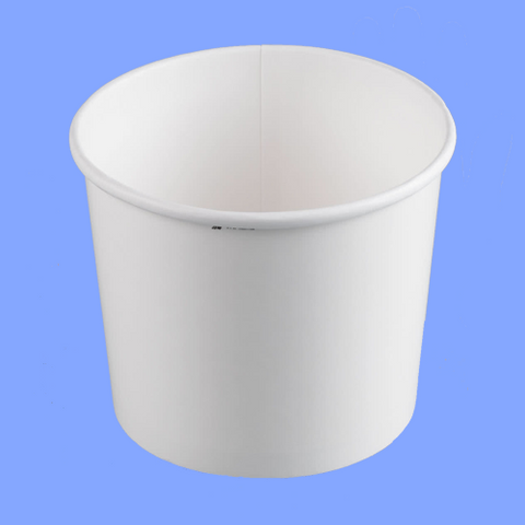 60164 - 64 OZ WHITE FOOD CONTAINERS