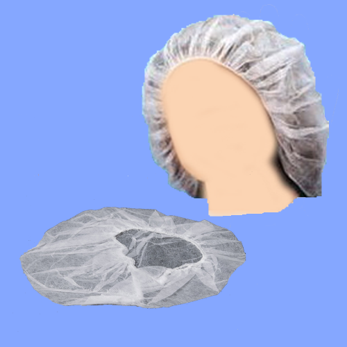 "BC1021EK - 21"" LATEX FREE BOUFFANT HAIRNETS"