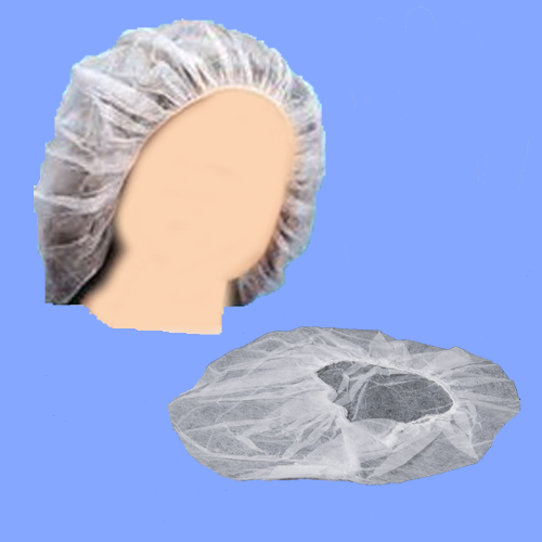 "BC1024EK - 24"" LATEX FREE BOUFFANT HAIRNETS"
