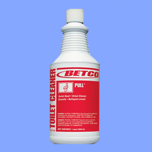 BET07112 - PULL<sup>®</sup> TOILET BOWL CLEANER 23% HYDROCHLORIC ACID (HCL)
