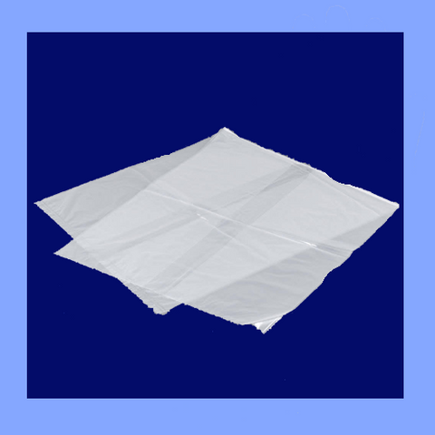 "BS1732 - 17"" X 14"" X 32"" 1.5 MIL CLEAR POLY BAGS"
