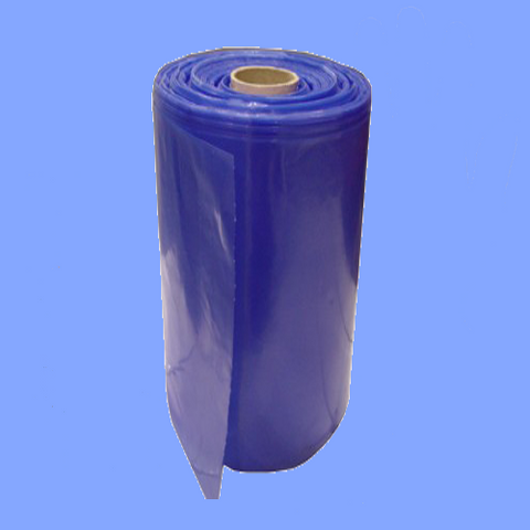 "BS2429B - 24"" X 17 1/2"" X 29 1/2"" 4 MIL PERIWINKLE BLUE METALLOCENE EQUIVALENT POLY BAGS"
