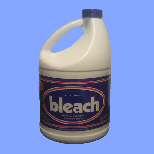 BUBLEACH - BLEACH - 1 GALLON BOTTLES