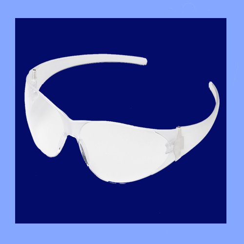 CK110 - CHECKMATE<sup>®</sup> CLEAR LENS SAFETY GLASSES
