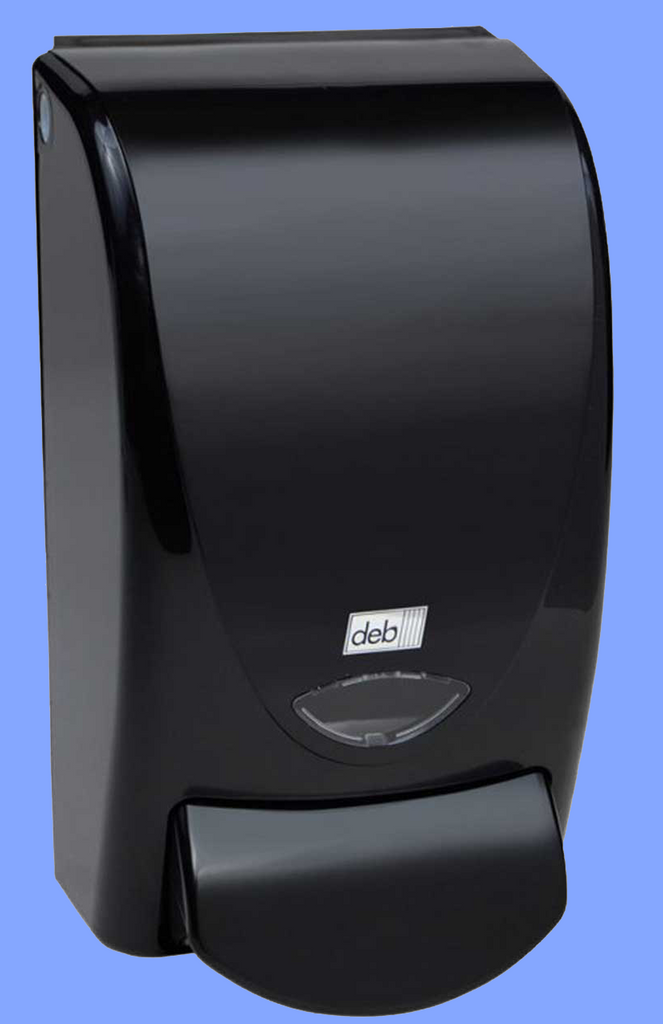 DEB002 - PROLINE<sup>&reg;</sup> BLACK FOAMING HAND SOAP DISPENSER