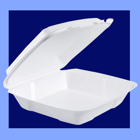 DRT791 - HINGED CARRY OUT CONTAINERS