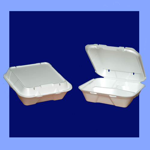 DU406301 - 3 COMPARTMENT CARRY OUT CONTAINERS