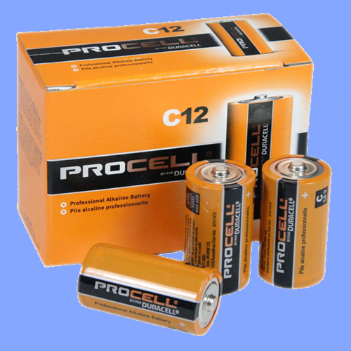 EVR013 - C SIZE BATTERIES