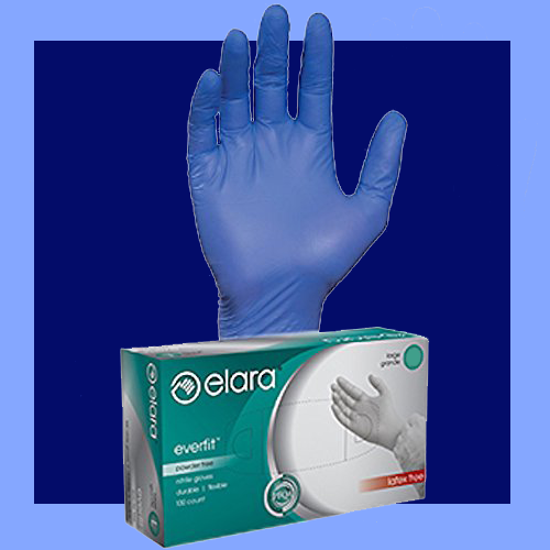 FNE202 - NITRILE GLOVES
