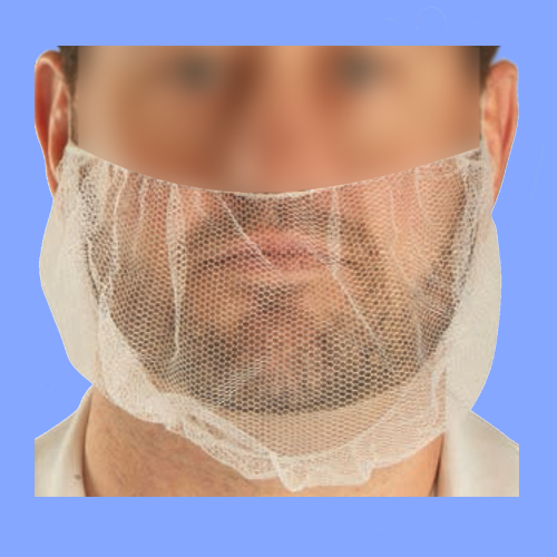 HN1221 - NYLON HONEYCOMB BEARD COVERS