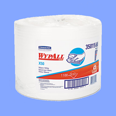 KCL35015 - WYPALL<sup>®</sup> X50 WIPERS