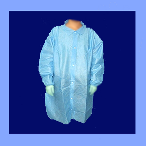 M1710BEW-3X - LAB COAT