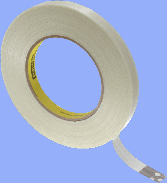 "MMM810C - 1/2"" X 328' CLEAR FILAMENT TAPE"