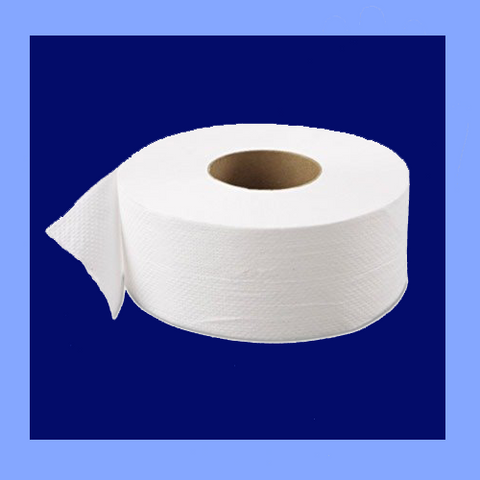 "PT20112 - 9"" JUMBO JR 1 PLY TOILET TISSUE"