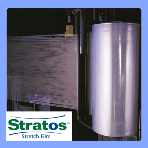 "STR0250 - 20"" 45 GA MACHINE FILM - 10,250' PER ROLL"